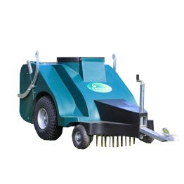 paddock groomer for manure pick up
